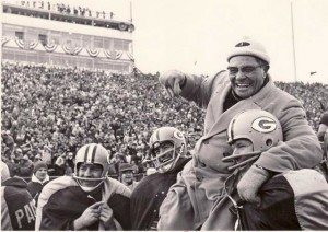Vince Lombardi was one of (if not the) greatest head coaches in the history of sports.