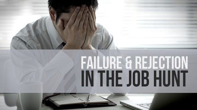 Dealing with Failure and Rejection